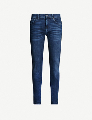 7 FOR ALL MANKIND J Slimmy tapered slim-fit jeans