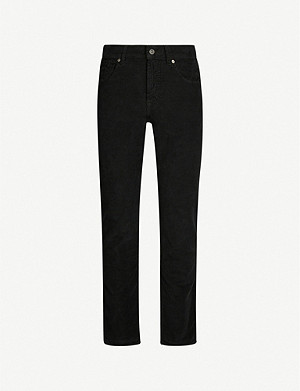 7 FOR ALL MANKIND J Slimmy tapered corduroy jeans