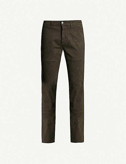 7 FOR ALL MANKIND Slimmy Luxe Performance Sateen Chino slim jeans