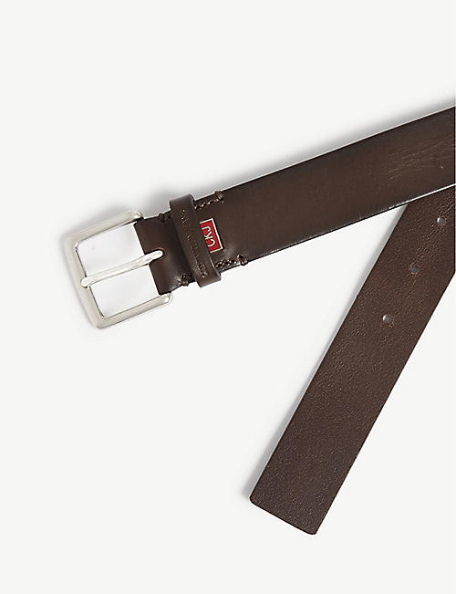 CALVIN KLEIN Classic leather belt