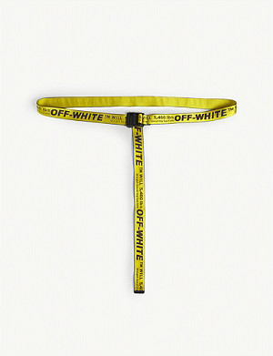 OFF-WHITE C/O VIRGIL ABLOH Industrial belt