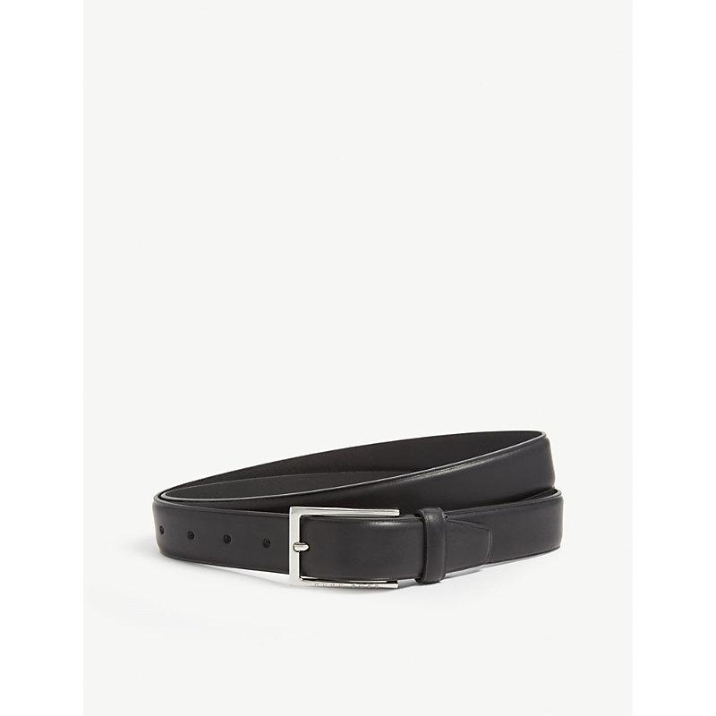 HUGO BOSS | Ceddy Leather Belt | Goxip
