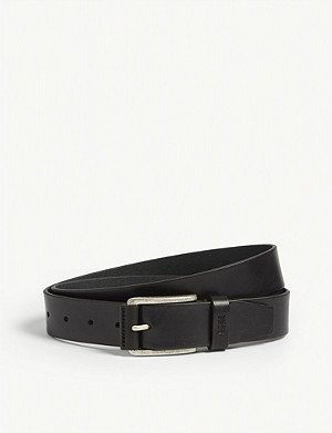 BOSS Seon leather belt