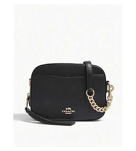5f0099d32f sale coach leather duffle bag mens 75ff3 33cb6  cheap coach leather camera  bag li black 0e7df 9834c