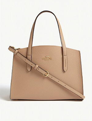 COACH Charlie leather carryall 27