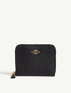 COACH Textured wallet