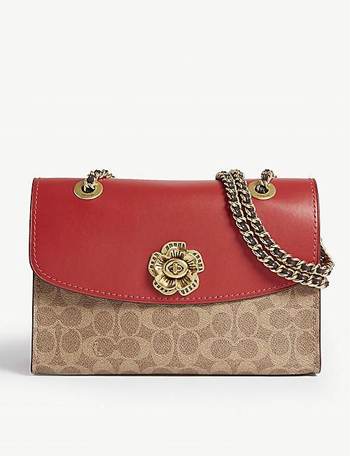 4865053125516d COACH Parker shoulder bag · COACH Parker shoulder bag · Quick Shop