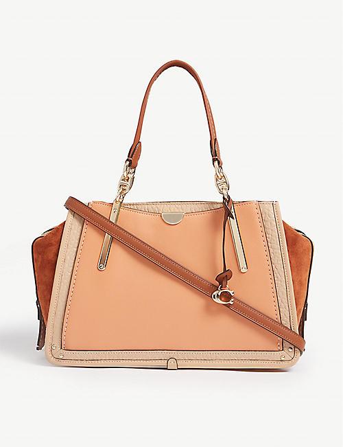 727448a1e036 COACH Dreamer shoulder bag