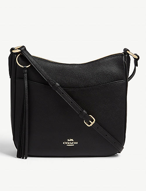 48d2d3f4cbd8 COACH Chaise leather cross-body bag