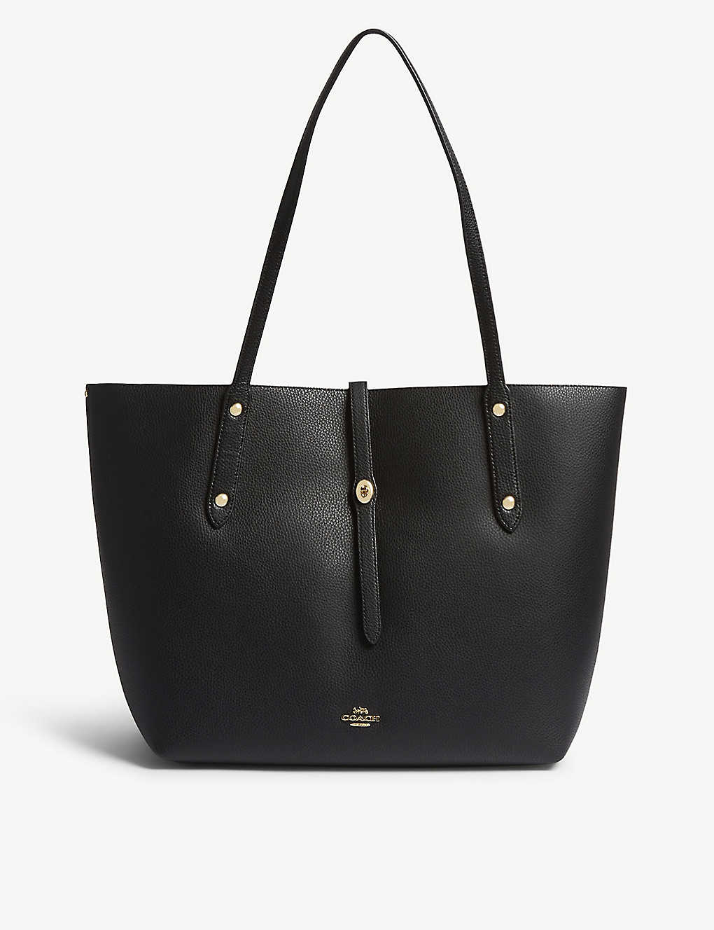 3648c3b49a COACH - Market leather tote bag | Selfridges.com