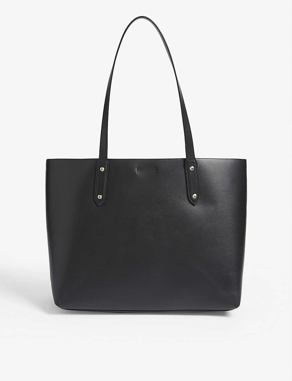 1cb4f0154 COACH - Market leather tote | Selfridges.com
