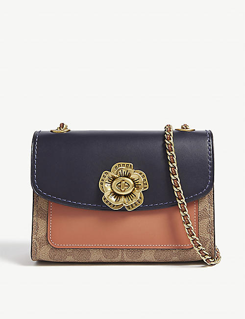 2774aabc5 COACH Mini Parker shoulder bag
