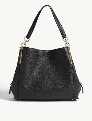 COACH Dreamer 28 grained-leather tote bag