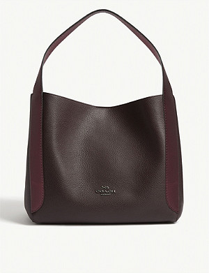 COACH Hadley hobo leather shoulder bag