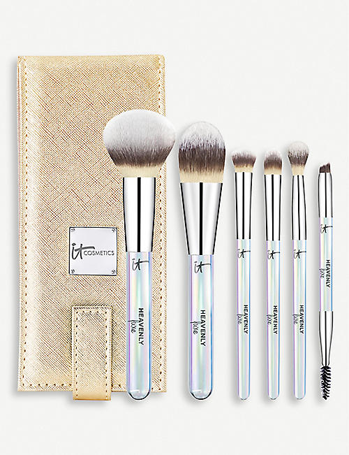 IT COSMETICS Lux travel brush set