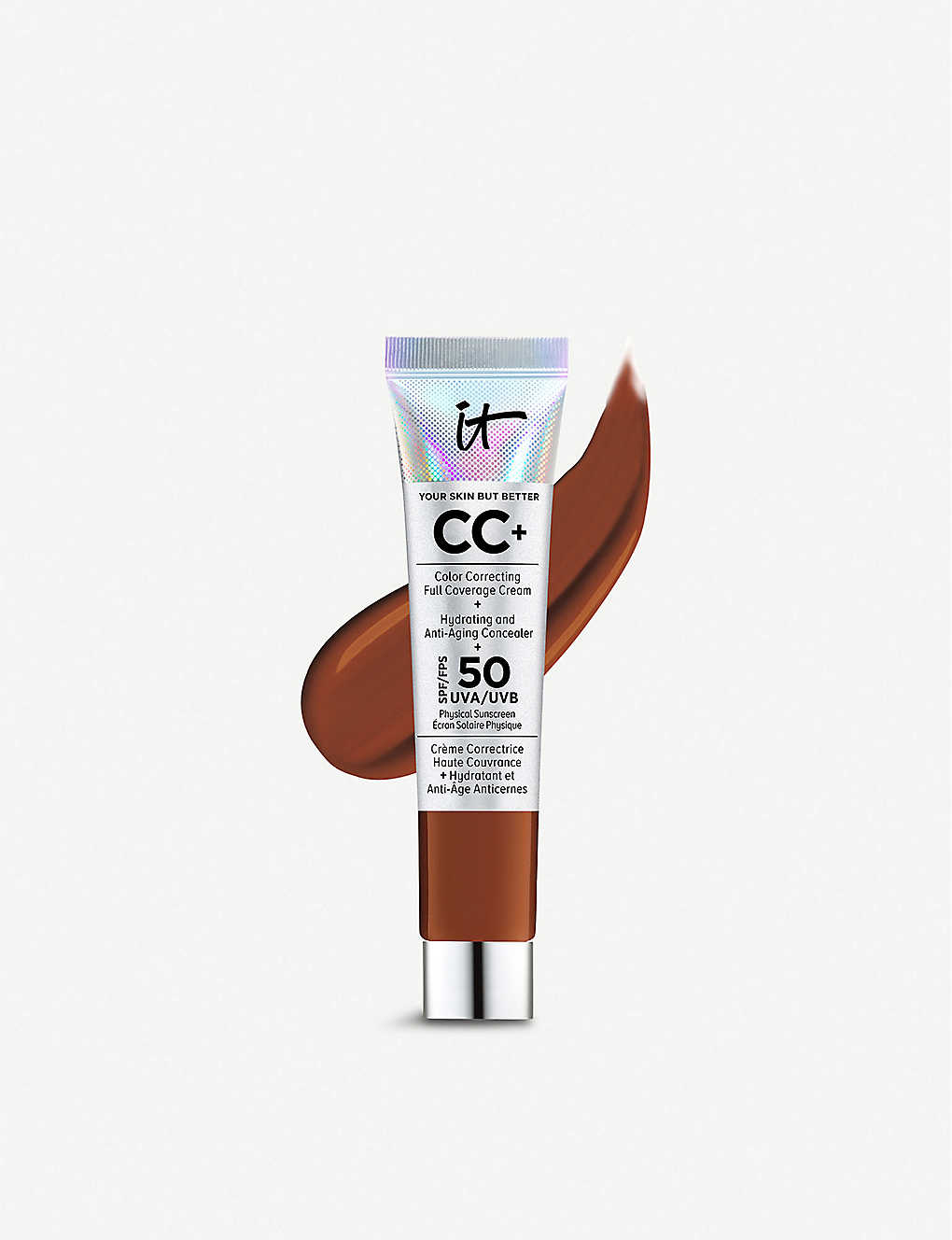IT COSMETICS: Your Skin But Better CC+ Cream with SPF 50+ 12ml