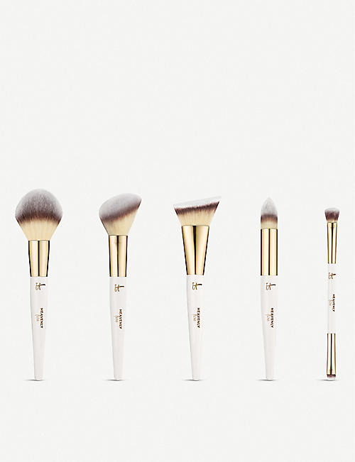 IT COSMETICS Ultra-Luxe Brush Set and Clutch