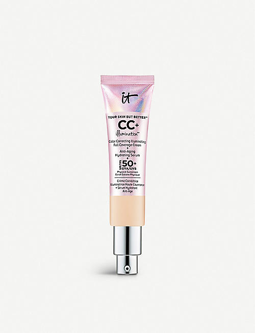IT COSMETICS Your Skin But Better CC+ Illumination SPF 50+ Cream 32ml