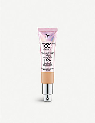 IT COSMETICS: Your Skin But Better CC+ Illumination SPF 50 Cream 32ml