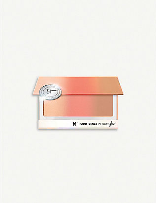IT COSMETICS: Confidence in Your Glow blushing bronzer 14.76g