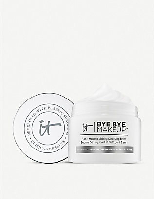 IT COSMETICS: Bye Bye Makeup 3-in-1 Makeup Melting Balm