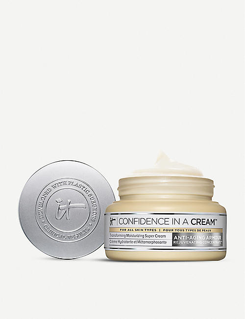 IT COSMETICS: Confidence in a Cream