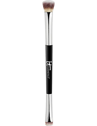 IT COSMETICS: Heavenly Luxe No-Tug Dual Eyeshadow Brush
