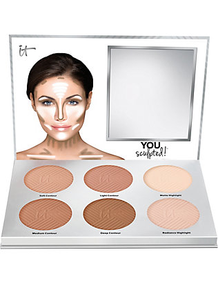 IT COSMETICS: You Sculpted! Contouring Palette for Face and Body
