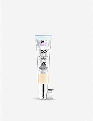 IT COSMETICS: Your Skin But Better CC+ Cream with SPF 50+ 32ml