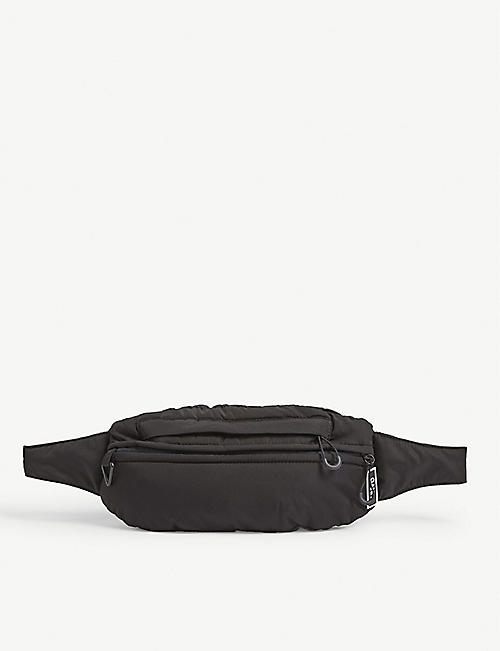 GANNI Technical fabric belt bag