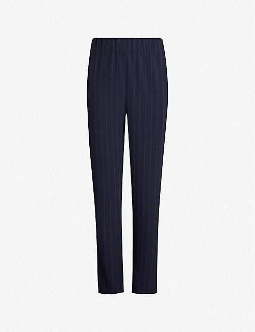 d32d2605 GANNI - Trousers - Clothing - Womens - Selfridges | Shop Online