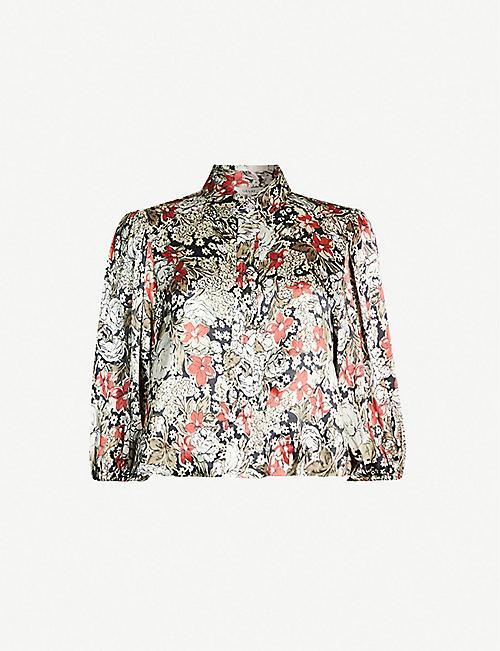 Crop tops - Tops - Clothing - Womens - Selfridges   Shop Online af3f42800399