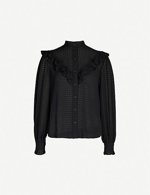5cc38b2612eb20 Shirts & blouses - Tops - Clothing - Womens - Selfridges | Shop Online
