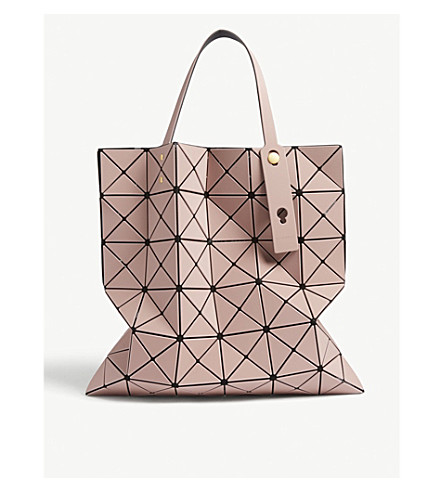 2c56e942843f ... ISSEY MIYAKE Lucent Frost Tote (Smoky+pink. PreviousNext