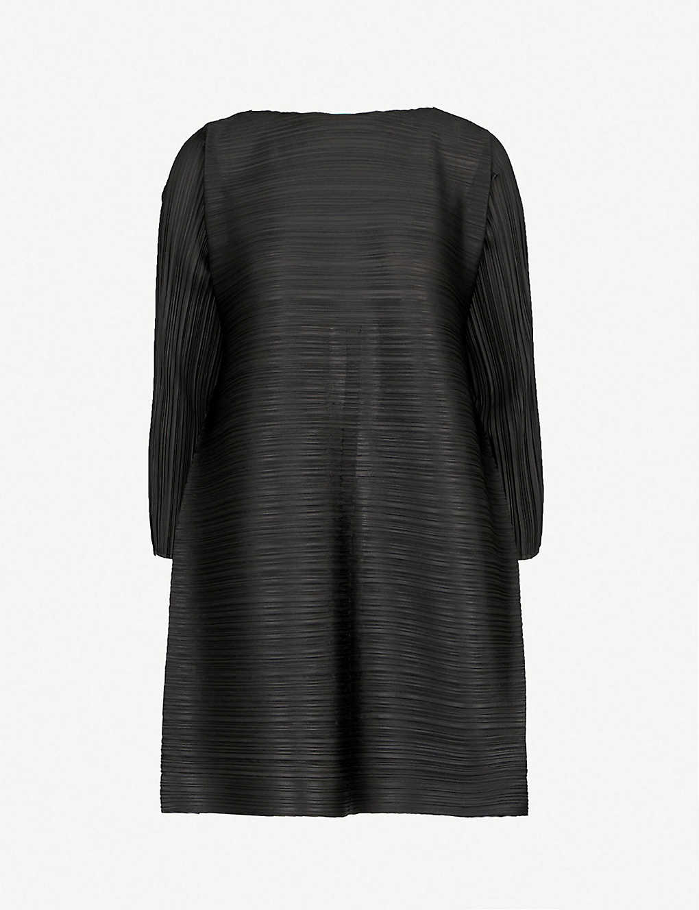Please Miyake Pleats Edgy Pleated Issey Bounce Tunic 5Rq4LAc3jS