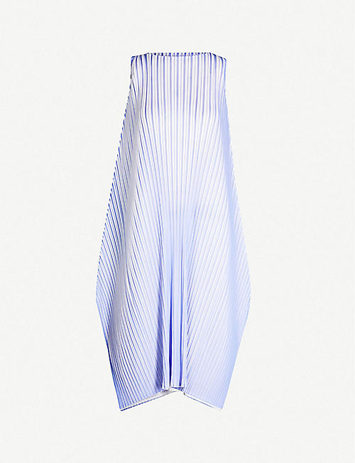 PLEATS PLEASE ISSEY MIYAKE Reflect pleated dress