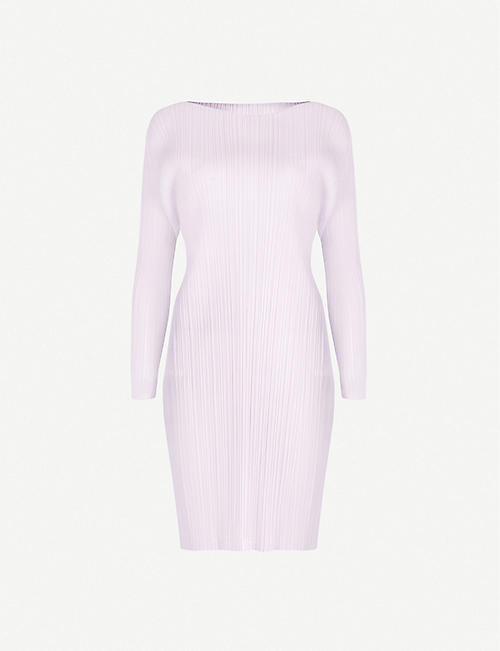 PLEATS PLEASE ISSEY MIYAKE Long-sleeved pleated tunic