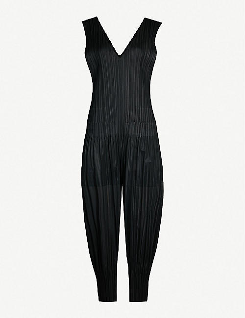 5b87f6eefba PLEATS PLEASE ISSEY MIYAKE - Jumpsuits   rompers - Clothing - Womens ...