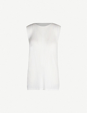 PLEATS PLEASE ISSEY MIYAKE Moncol pleated top
