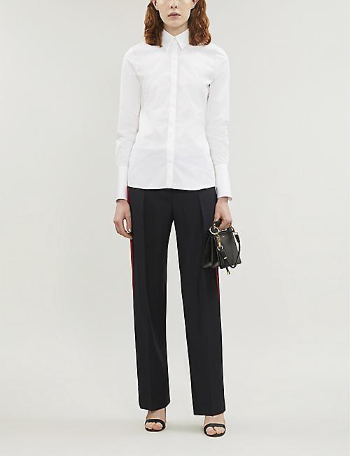 b0d6e61a54d64c Shirts & blouses - Tops - Clothing - Womens - Selfridges | Shop Online