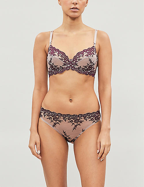 WACOAL Embrace Lace stretch-lace bra