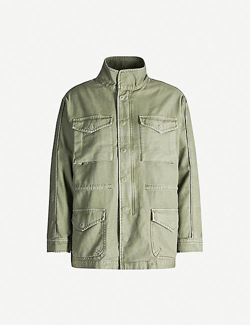 FRAME Coats & jackets Clothing Womens Selfridges