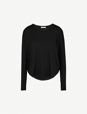 RAG & BONE Hudson jersey top