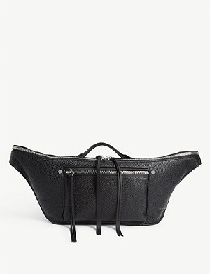 RAG & BONE Elliot pebbled leather belt bag