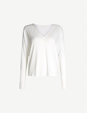 RAG & BONE Hudson knitted top