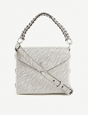 RAG & BONE Atlas leather micro cross-body bag