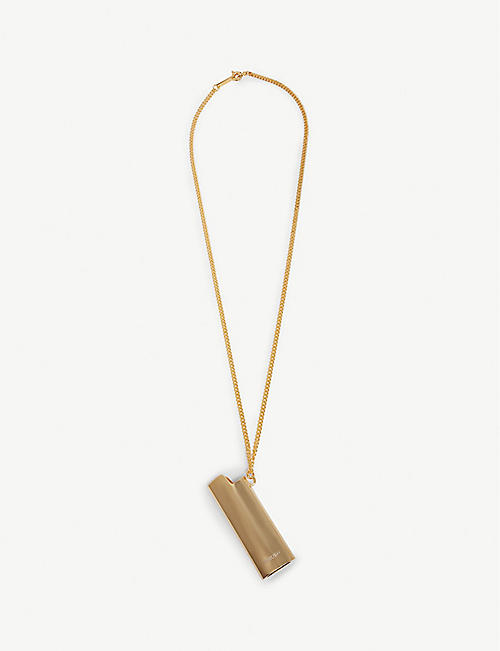 AMBUSH Lighter case necklace