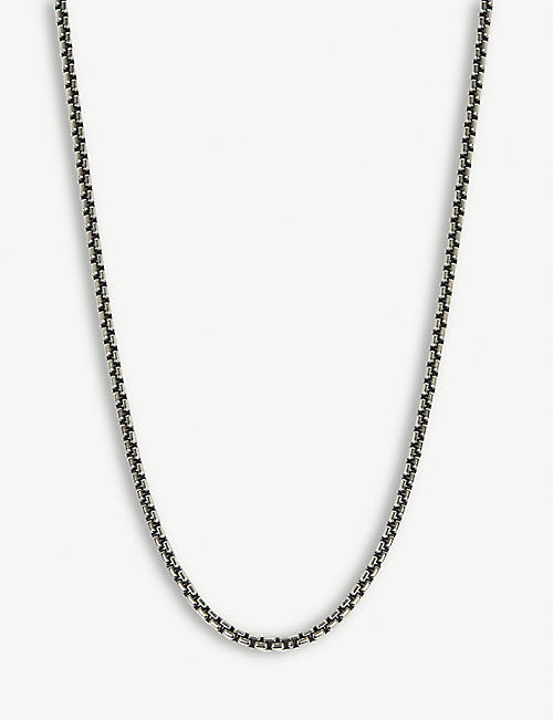 TOM WOOD Venetian chain necklace