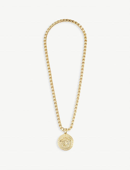 VERSACE Medusa pendant necklace