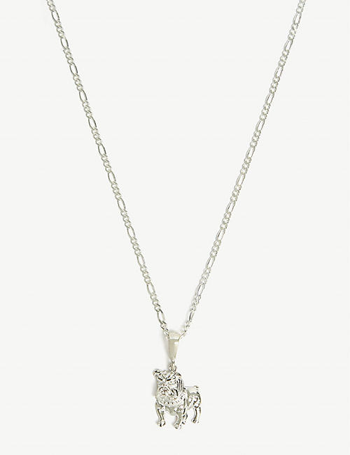 DEADSTOCK JEWELRY Bulldog necklace